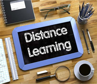 Distance Learning at PECIL